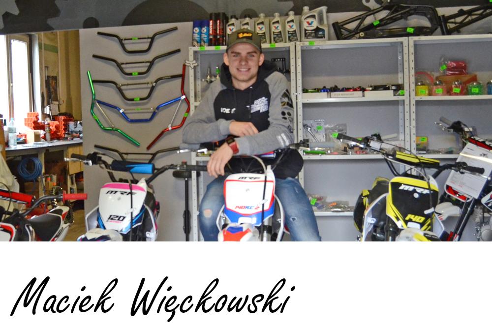 Maciek Więckowski